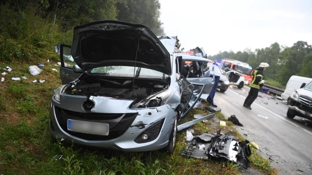 Аварія, Німеччина_1