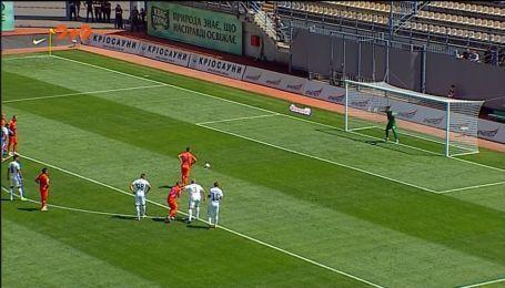 Заря - Мариуполь - 0:1. Видео гола Чурко