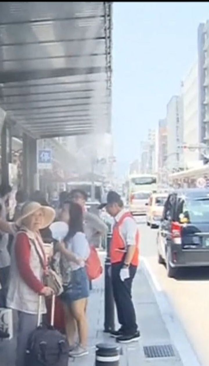 Вбивча спека забрала життя 30 японців