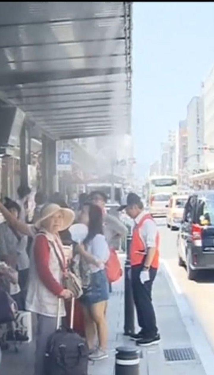 Убийственная жара унесла жизни 30 японцев