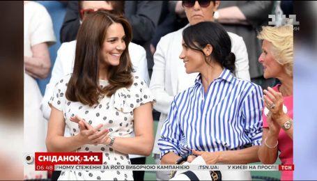 Королевский фотограф рассказал об отношениях Кейт Миддлтон с Меган Маркл
