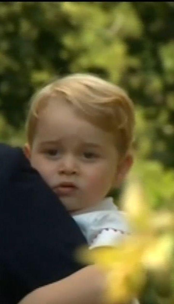 Британская королевская семья празднует 5-летие принца Джорджа на Карибских островах - СМИ