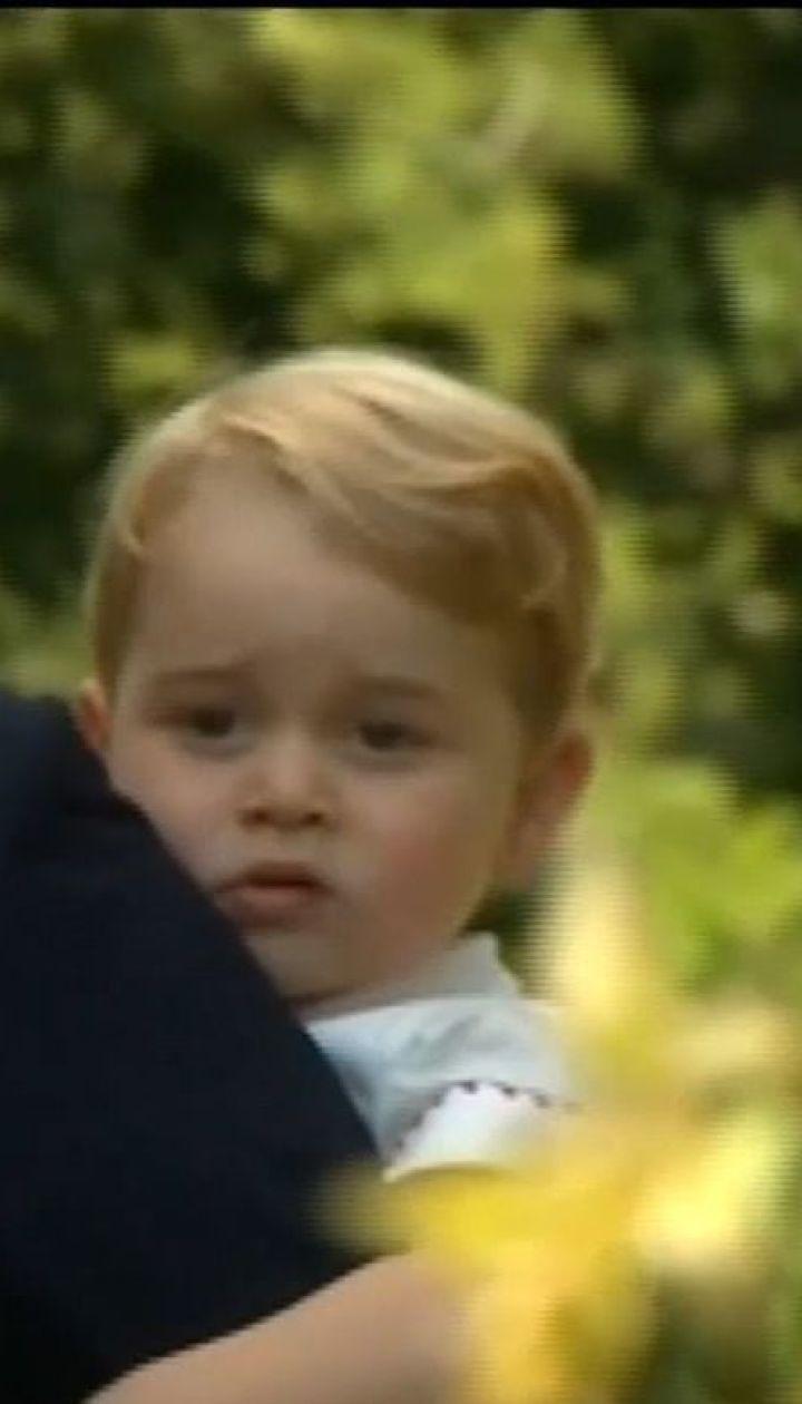 Британська королівська родина святкує 5-річчя принца Джорджа на Карибських островах – ЗМІ