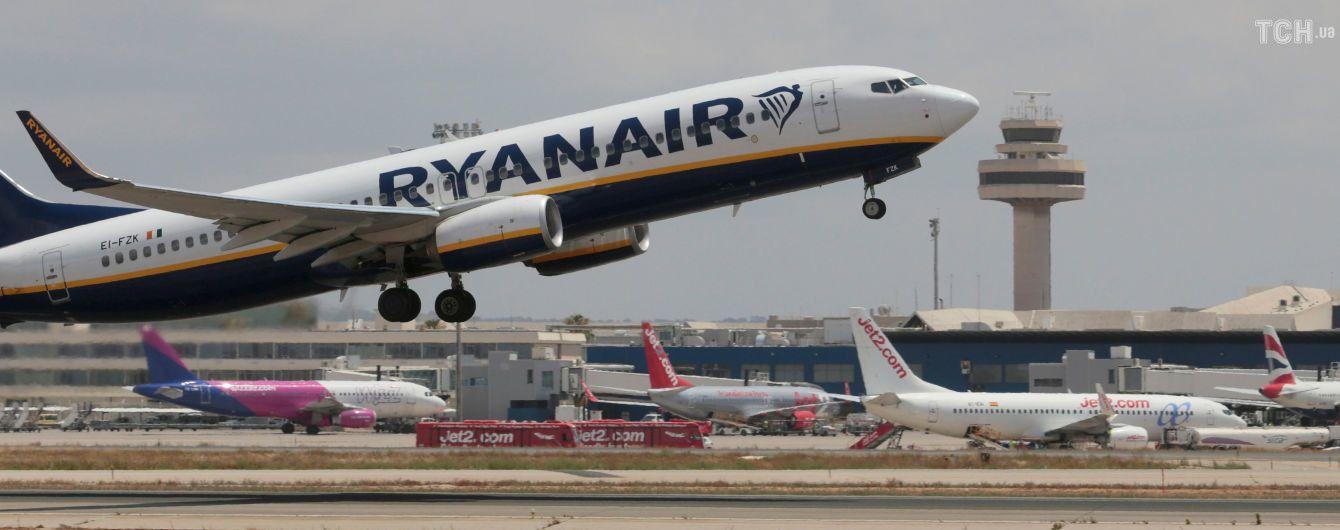 Сегодня Ryanair совершает первый рейс из Украины. Что стоит знать о перелете лоукост-авиакомпанией