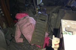 У Житомирі обвалилась частина житлового будинку