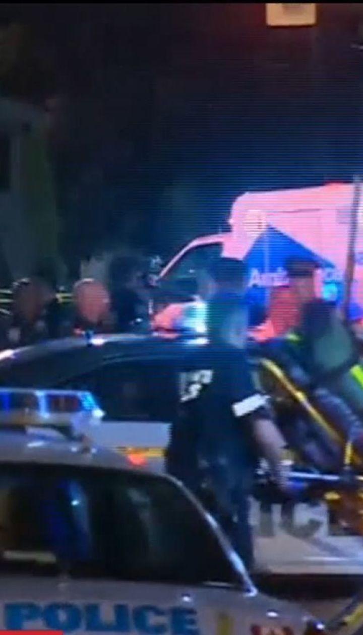 Массовая перестрелка произошла в Торонто, есть погибшие