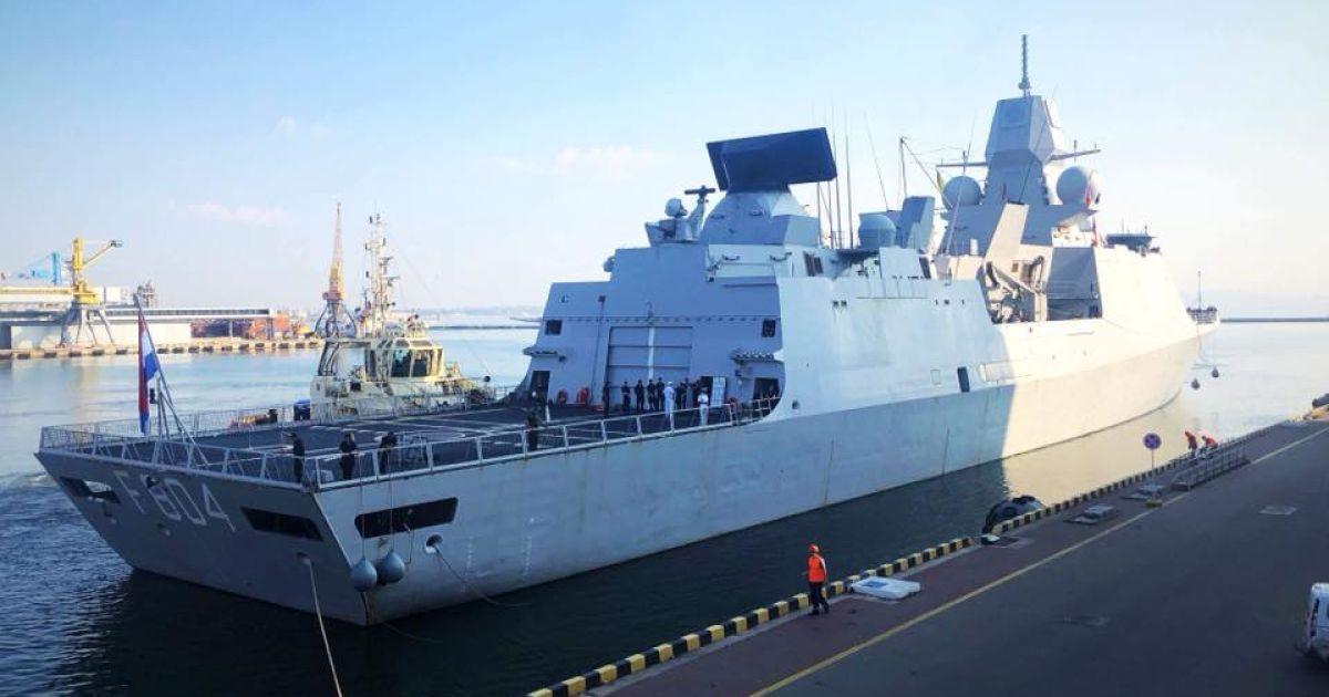 Ответом на нападение России на корабли ВМС Украины должны стать маневры НАТО в Черном море, -вице-маршалок Сената Польши Борусевич - Цензор.НЕТ 5491