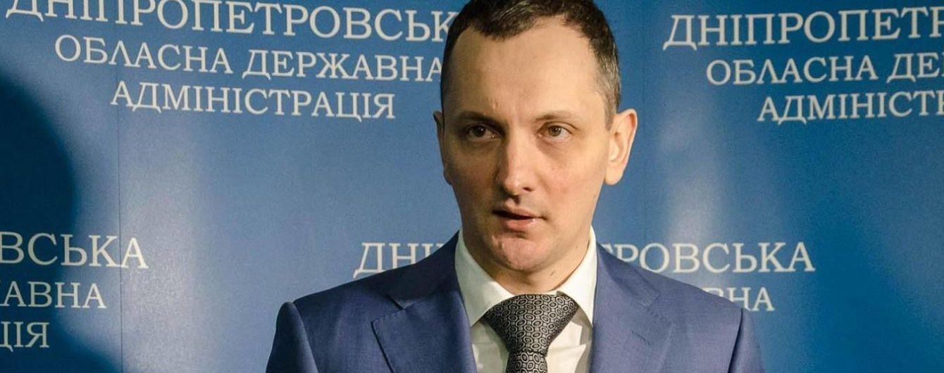 Юрій Голик: Вперше за багато років Дніпро і Запоріжжя будуть з'єднані новою трасою