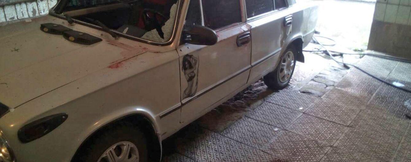 На Житомирщині попутник через суперечку кинув гранату в бік водія та його товариша