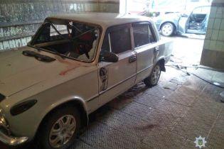 На Житомирщине попутчик из-за конфликта бросил гранату в сторону водителя и его товарища
