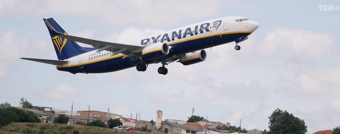 Ryanair підключився до рейсів із Києва до Мальти