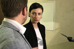 Анастасія Приходько пояснила, чому пішла до суду проти творців ролика про Порошенка