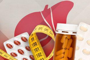 Неалкогольна жирова хвороба печінки: почніть скидати вагу