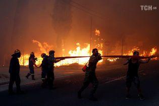 """""""Ледь вибралися"""": український нардеп опинився в епіцентрі масових пожеж у Греції"""