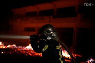 Худший сценарий: в Греции не удается обуздать лесной пожар