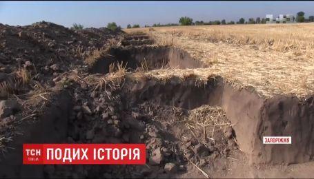 Археологи рятують могильник Мамай-Гора від води