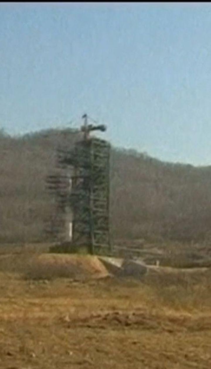 Таки разоружается: в КНДР проводят демонтаж зданий на ракетном полигоне
