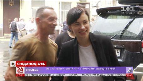 Анастасия Приходько требует от команды Порошенко компенсацию в полмиллиона гривен