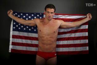 Шестиразовий олімпійський чемпіон із США поплатився за фото у соцмережі