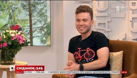 """Влад Каращук рассказал о жизни после """"Голоса"""", планах на """"Евровидение"""" и дебютном альбоме"""