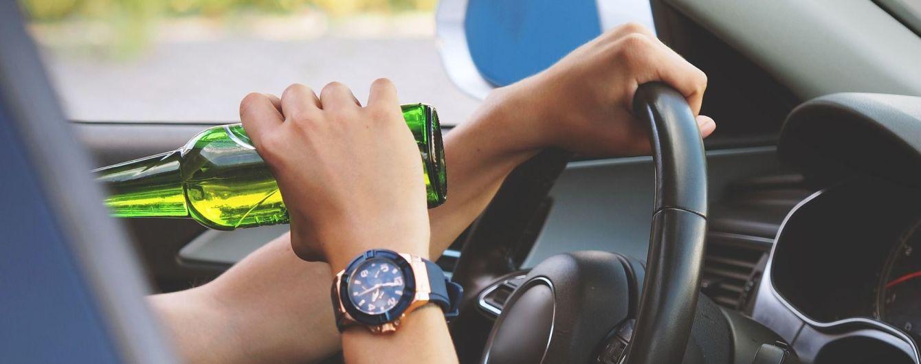 В Украине пьяное вождение официально признали криминальным проступком