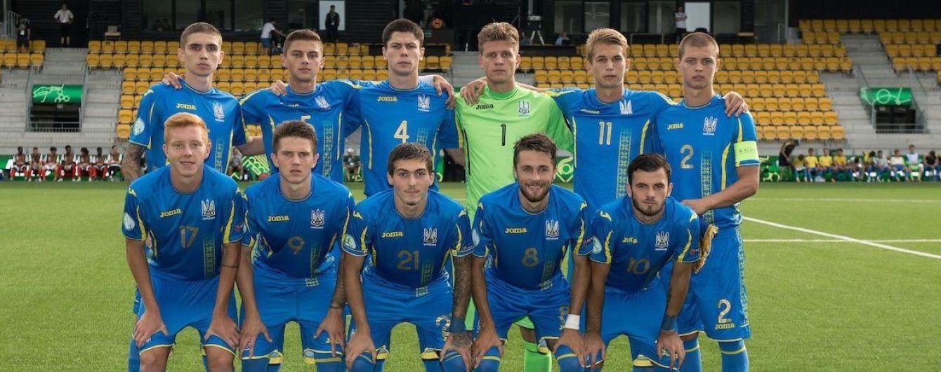 Сборная Украины упустила победу над Сербией, ведя 2:0