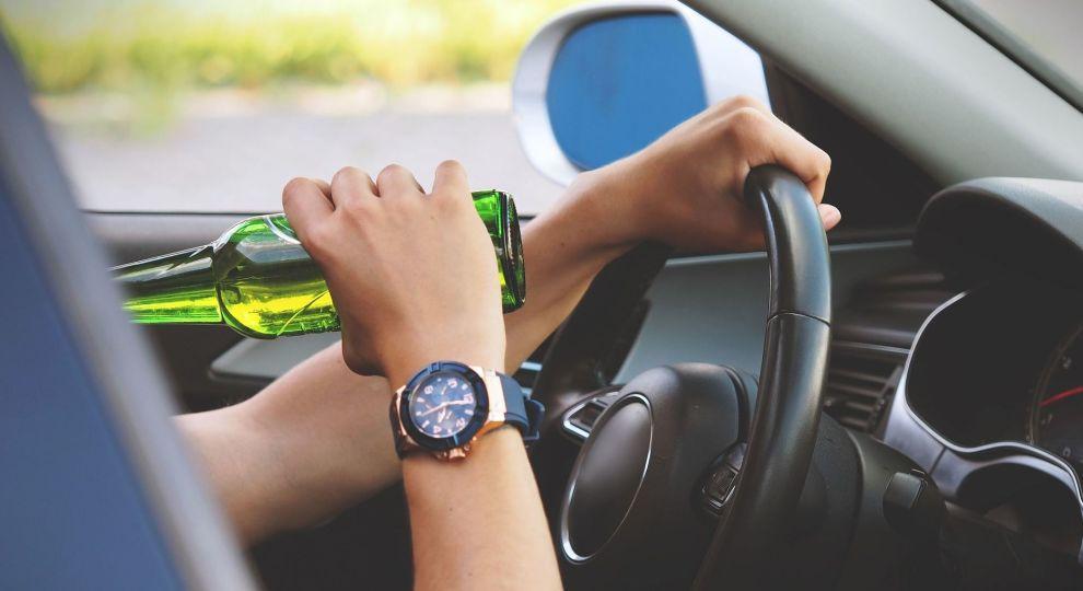 Патрульные ежедневно задерживали более 300 пьяных водителей 2018 года
