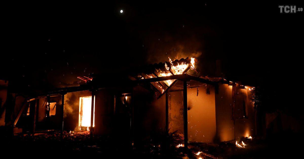 У Греції понад 90 осіб стали жертвами пожеж, 25 - зникли безвісти