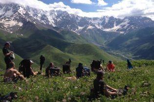 У Грузії повідомили, що спустили з гір тіло загиблого українського туриста