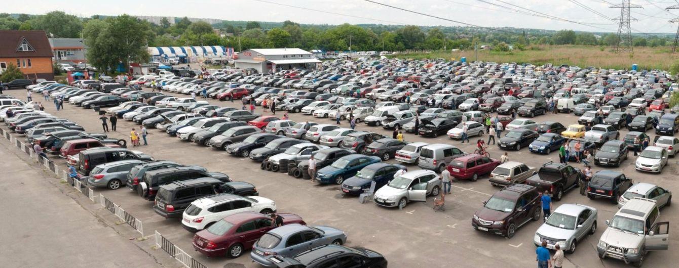 Рынок подержанных авто в Украине удвоился за 2018 год. Стали известны лидеры