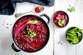Борщ, хамон, мямми и хаукарль: где живет самая известная еда Европы. Интерактивная карта