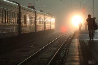 На Львівщині поїзд з Перемишля на смерть збив школярку