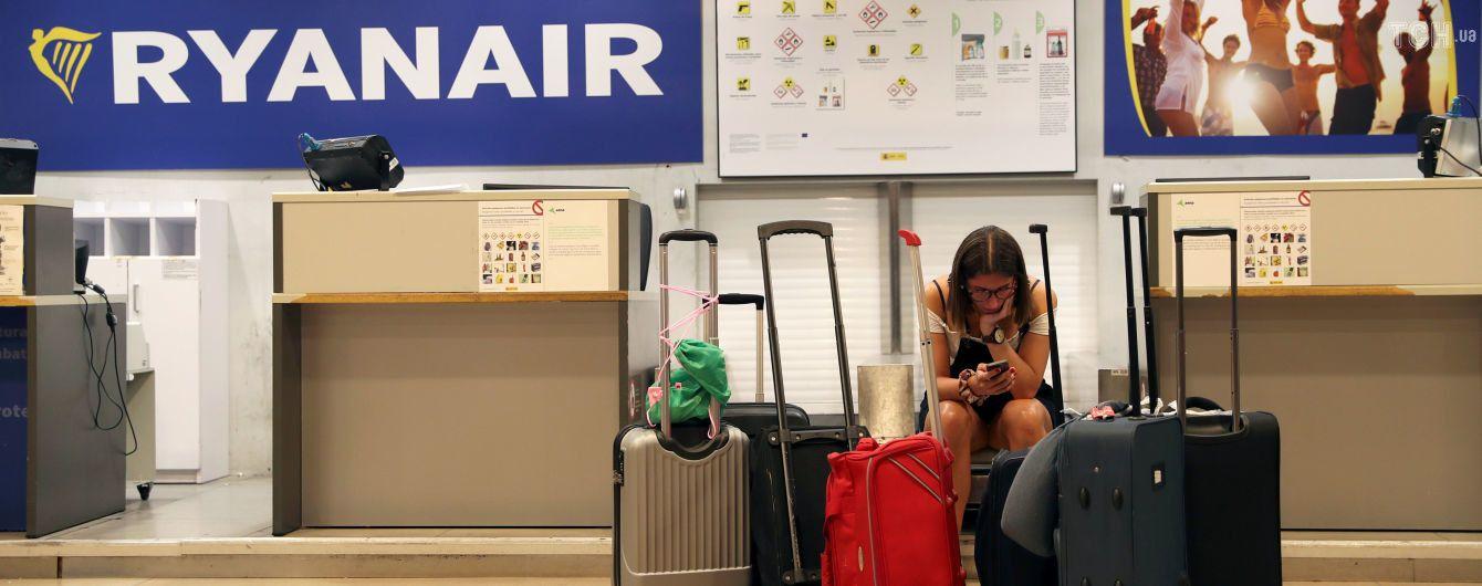В Ryanair отреагировали на угрозу забастовки пилотов