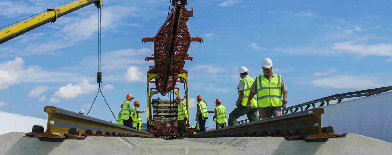 Во время строительства Крымского моста произошла смертельная авария