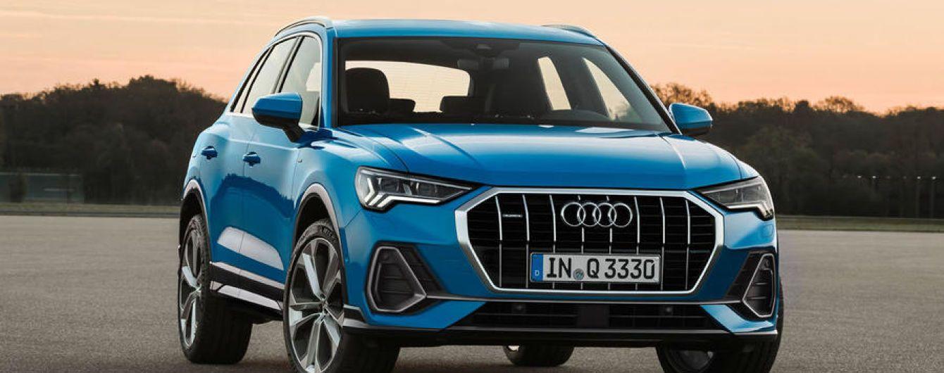 Audi підключає сервіс швидкої оренди автомобілів