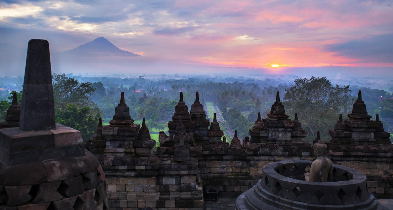 Індонезія, паводи на острові Ява