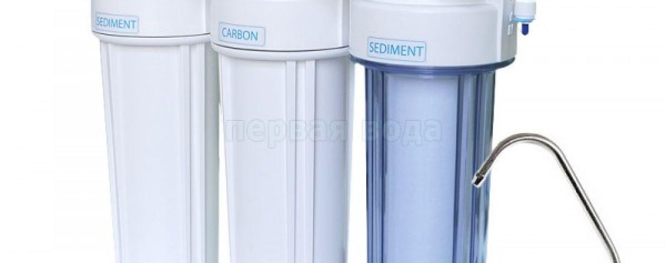 Чистая вода — залог здоровья и комфортного быта