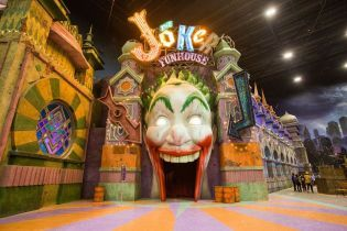 В Еміратах відкрили найбільший у світі критий парк розваг Warner Bros. World