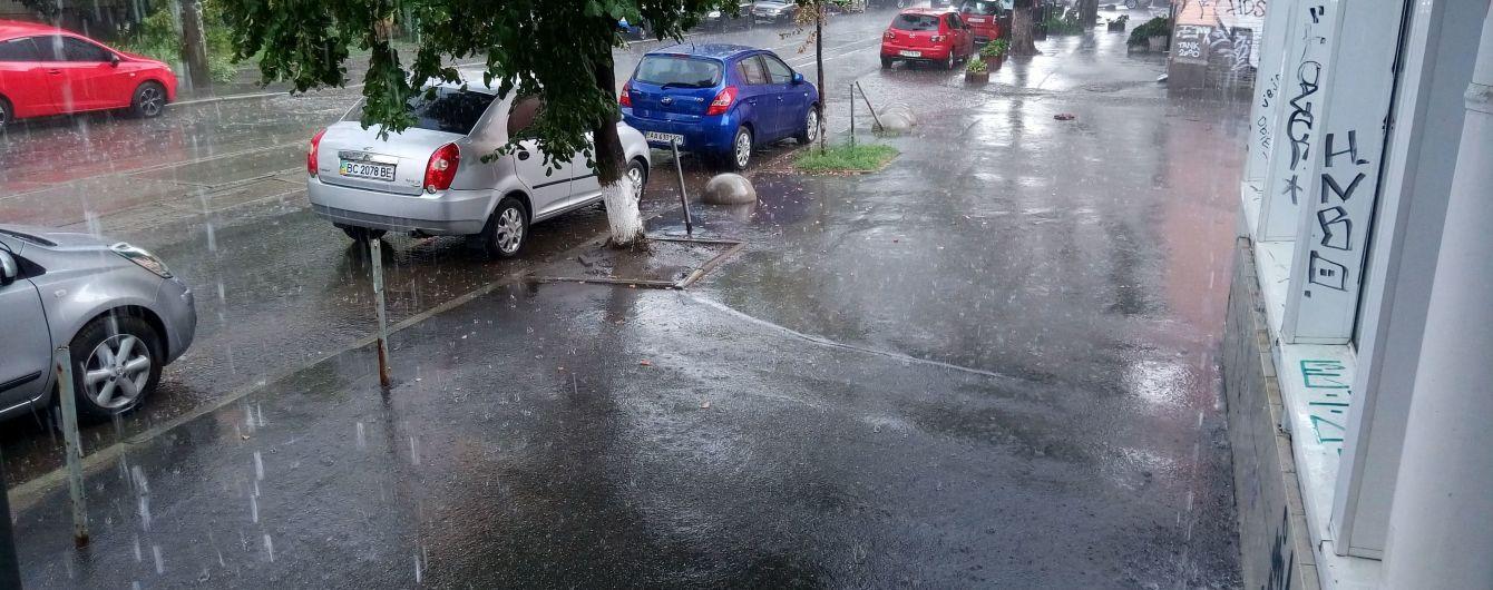 По всей Украине пройдут дожди: прогноз погоды на 11 апреля