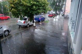 У всій Україні пройдуть дощі: прогноз погоди на 11 квітня
