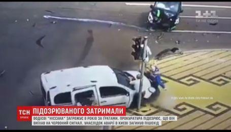 Водитель, которому объявили подозрение по делу ДТП на Дорогожичах, грозит 8 лет за решеткой
