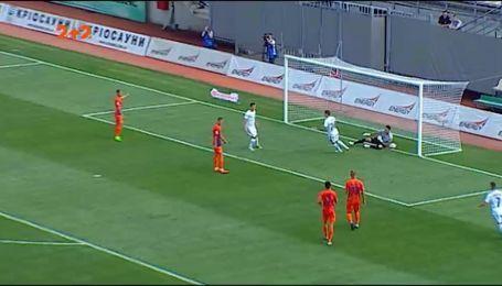 Заря - Мариуполь - 2:1. Видео-обзор матча