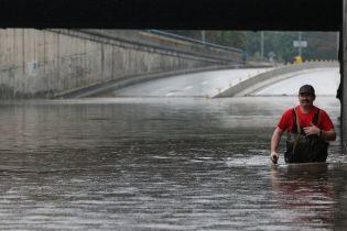 Киевская власть объяснила причину затопления тоннеля на Дорогожичах
