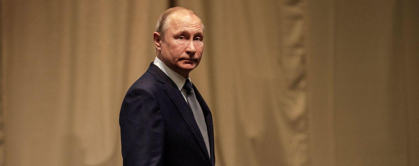 В России зафиксировали снижение поддержки внешней политики Путина