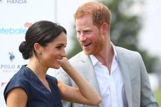 У Мережі показали офіційну спільну емблему принца Гаррі і Меган