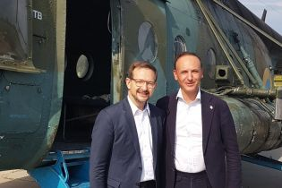 Генсек ОБСЕ прибыл в Украину