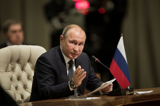 """""""Ланцюг трагічних обставин"""". Путін відреагував на збиття Іл-20"""