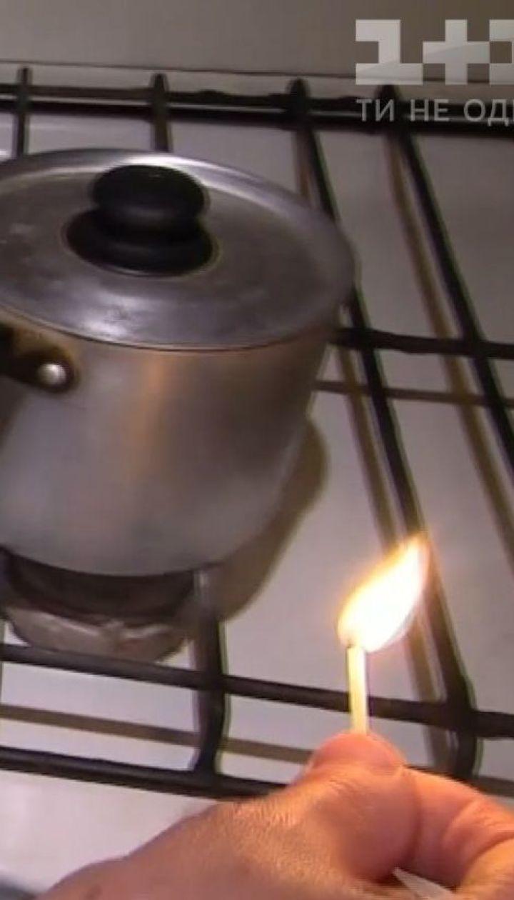 Цену на газ для населения не будут поднимать до 1 сентября