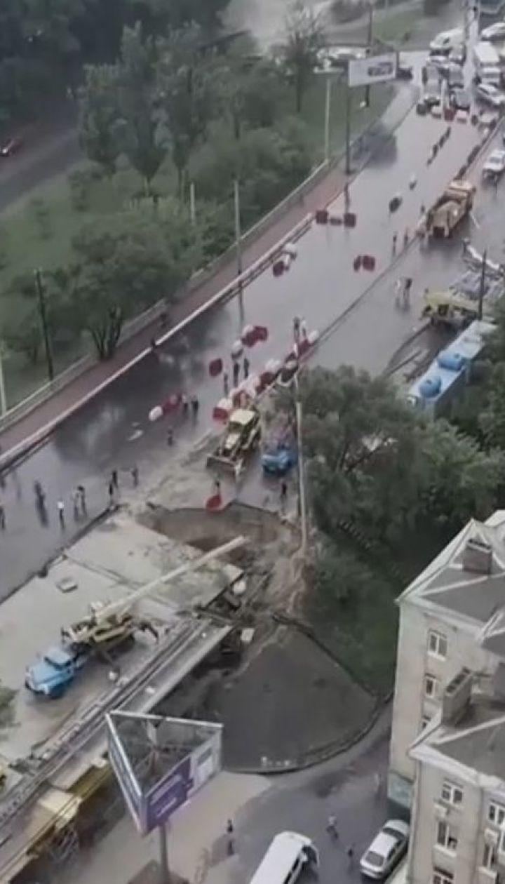 Київ після потопу. Як у столиці долали наслідки потужної зливи