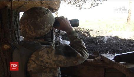 Фронтові зведення: один український військовий загинув, ще один дістав поранень